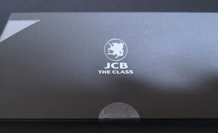 JCB THE CLASS(ザ・クラス)カードホルダー